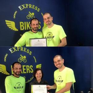 Express Bikers