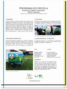 Programa ECO Recicla