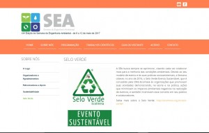 SEA - Semana da Eng Ambiental USC